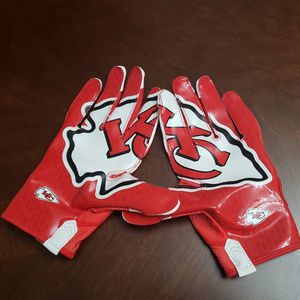 NIKE VAPOR KNIT NFL Kansas City Chiefs Gloves